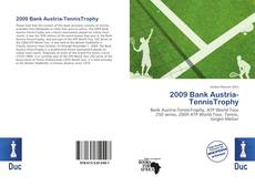 Capa do livro de 2009 Bank Austria-TennisTrophy