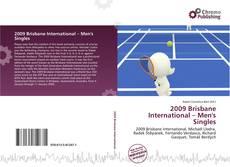 Copertina di 2009 Brisbane International – Men's Singles