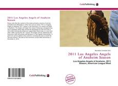 Copertina di 2011 Los Angeles Angels of Anaheim Season