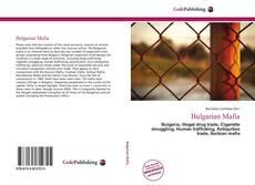 Capa do livro de Bulgarian Mafia