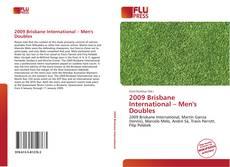 Copertina di 2009 Brisbane International – Men's Doubles