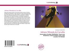 Bookcover of Adriano Miranda de Carvalho