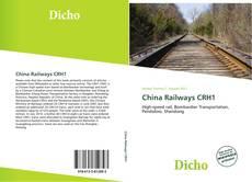 Portada del libro de China Railways CRH1