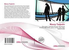 Massy Tadjedin kitap kapağı