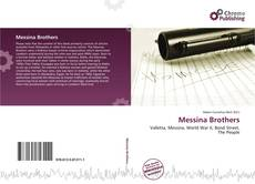 Bookcover of Messina Brothers