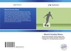 Akanni-Sunday Wasiu的封面