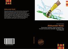 Bookcover of Aleksander Rodić