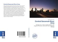 Copertina di Central Savannah River Area