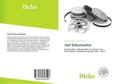 Borítókép a  Joel Schumacher - hoz