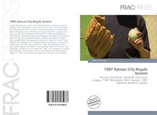 1987 Kansas City Royals Season的封面