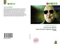 Capa do livro de Corsican Mafia