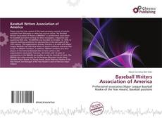 Обложка Baseball Writers Association of America