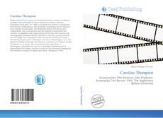 Capa do livro de Caroline Thompson