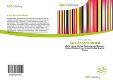 Couverture de Civil Actions Medal
