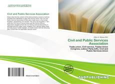 Civil and Public Services Association的封面