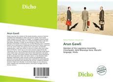 Bookcover of Arun Gawli