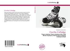 Couverture de Cecilia Colledge