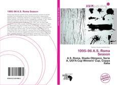 Bookcover of 1995–96 A.S. Roma Season