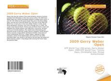 Portada del libro de 2009 Gerry Weber Open
