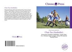 Buchcover von Chen Tao (footballer)