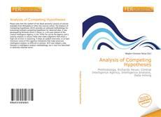 Обложка Analysis of Competing Hypotheses