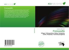 Bookcover of Froncysyllte