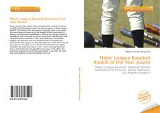 Couverture de Major League Baseball Rookie of the Year Award