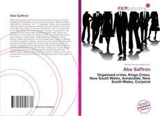 Bookcover of Abe Saffron