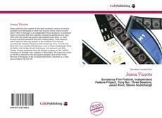 Bookcover of Joana Vicente