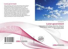 Couverture de Lunar government