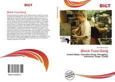 Bookcover of Black Tuna Gang
