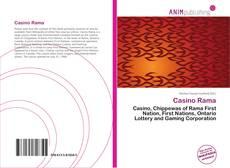 Buchcover von Casino Rama
