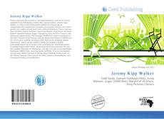 Bookcover of Jeremy Kipp Walker