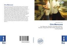 Portada del libro de Ciro Mancuso