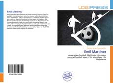 Bookcover of Emil Martínez