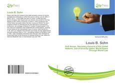 Capa do livro de Louis B. Sohn