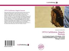Bookcover of 1974 California Angels Season