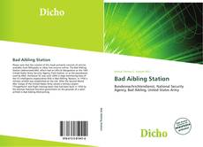 Bookcover of Bad Aibling Station