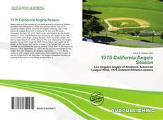 Buchcover von 1975 California Angels Season