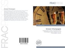 Bookcover of Grower Champagne