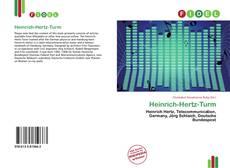 Bookcover of Heinrich-Hertz-Turm
