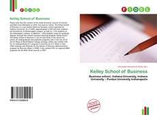 Buchcover von Kelley School of Business