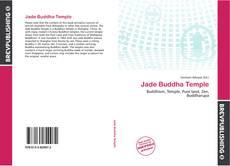 Copertina di Jade Buddha Temple