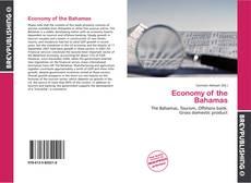 Copertina di Economy of the Bahamas