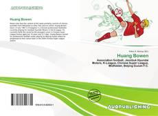 Huang Bowen kitap kapağı