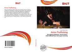 Bookcover of Arms Trafficking