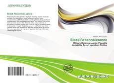 Обложка Black Reconnaissance