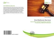 Civil Defence Service的封面