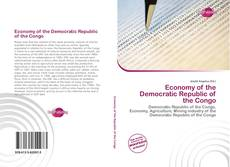 Buchcover von Economy of the Democratic Republic of the Congo