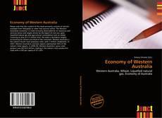Bookcover of Economy of Western Australia